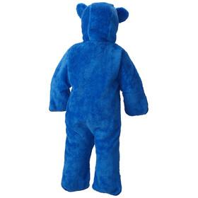 Columbia Foxy Baby II Bunting Fleece Suits Toddlers Super Blue/Collegiate Navy